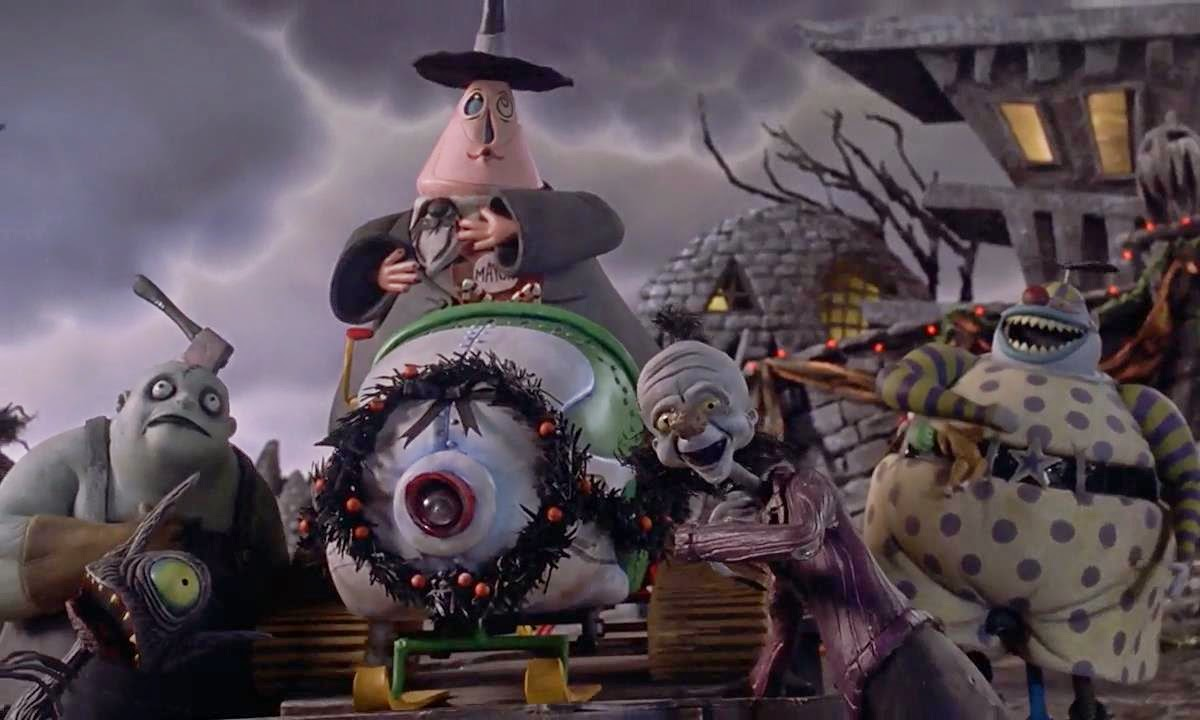 The Nightmare Before Christmas Characters TV Tropes 3209025 ...